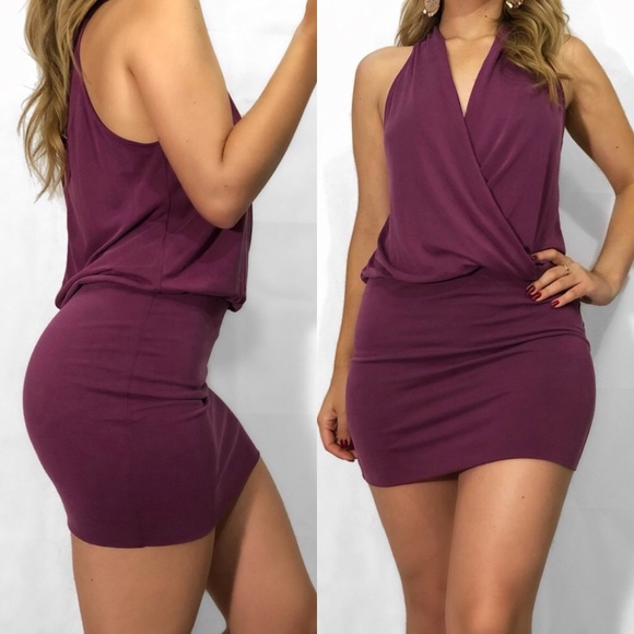 Dresses & Skirts - NWT PURPLE DRESS